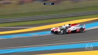Download Meilleur temps pour la Toyota #8 en 3:15.377 - 24 Heures du Mans Video
