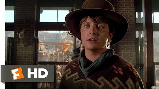Download Back to the Future Part 3 (6/10) Movie CLIP - Ain't You Got the Guts? (1990) HD Video