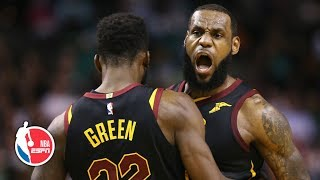 Download Best moments from Cavaliers defeating Celtics in Game 7 of 2018 Eastern Conference finals | ESPN Video