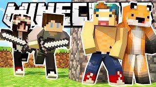 Download WE'RE GETTING INVADED! | Minecraft BedWars w/SeaPeeKay Video