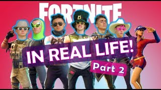 Download FORTNITE IN REAL LIFE [PART 2] Video