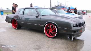 Download WhipAddict: LSX T-Top Chevrolet Monte Carlo SS on Step Lip Corleone Forged Trapini 22s Video