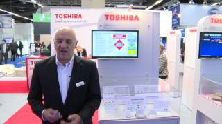 Download Toshiba's leading NAND Flash Solutions Video
