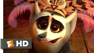 Download Madagascar 3 (2012) - King Julien Falls in Love Scene (4/10) | Movieclips Video