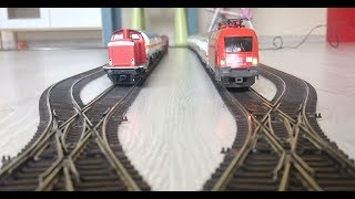 Download Piko InterCity DB AG & Roco Freight Model Trains Video