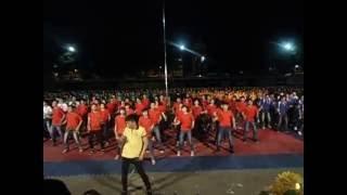 Download Đồng diễn Múa dân vũ Té nước Thái Lan Video
