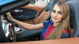 Download Girl Driving a Bugatti in Dubai !!! Video