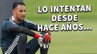 Download La Verdadera Razón por la que Real Madrid quiere deshacerse de Keylor Navas Video
