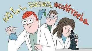 Download No te la juegues, #coNprueba Video