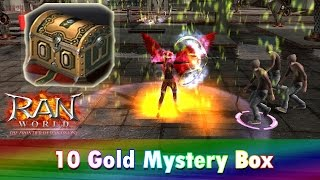 Download RAN WORLD: Opening 10 Gold Mystery Box!!! (Tagalog) Video