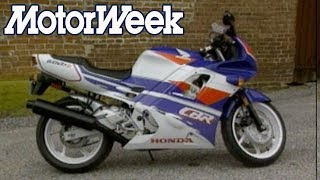 Download 1993 Honda CBR600F2 | Retro Review Video