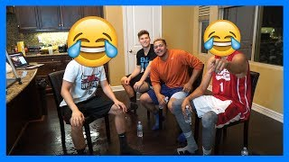 Download FUNNIEST TRY NOT TO LAUGH OR GRIN CHALLENGE!! Ft. JessertheLazer Kris London & TDPresents Video