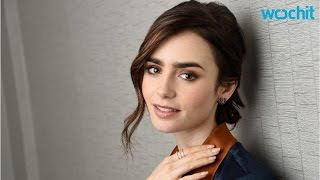 Download Lily Collins Looks Deathly Thin For New Anorexia Film Video