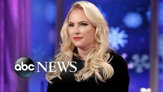 Download Meghan McCain on 'The View,' her dad and President Trump Video
