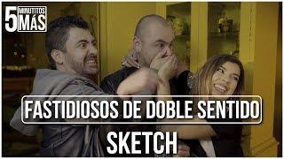 Download Fastidiosos de Doble Sentido | Sketch Video