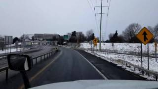 Download Bigrigtravels Live! - Liverpool to Buffalo, New York - Interstate 90 - December 11, 2016 Video