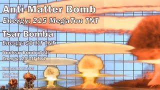Download Nuclear Explosion Power Comparison Video