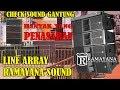 Download Banyak Yang PENASARAN SOUND GANTUNG RAMAYANA MUSIK Line Array ? Simak Proses Check Alat TERBARU Video
