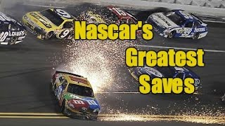 Download Nascar's Greatest Saves Video