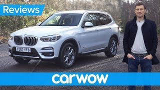 Download BMW X3 2018 SUV in-depth review | carwow Video