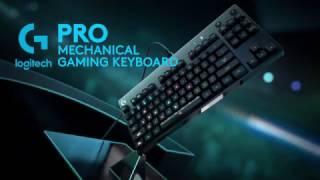 Download Logitech G Pro Gaming Keyboard Video