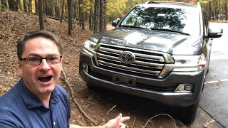 Download 2019 Land Cruiser: Everything you need to know! Video