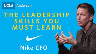 Download Andy Campion, Nike CFO on The Leadership Skills You Must Learn Video