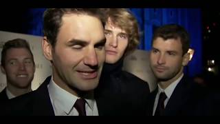 Download ATP Tennis - The Funniest Moments of 2017 Video