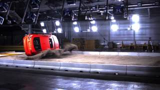 Download BMW Safety - Rollover Facility Crash Tests Video