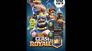 Download #160incritos torneio Clash royale Video