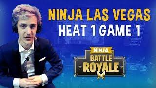 Download Ninja Las Vegas Heat 1 Game 1 - Fortnite Battle Royale Gameplay Video