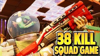 Download LEVIATHAN SKIN 38 KILL SQUADS GAMEPLAY in FORTNITE: BATTLE ROYALE! | TBNRKENWORTH Video
