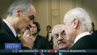 Download The Heat: Syria peace talks Pt 1 Video