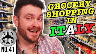 Download Italian Supermarket Shopping - My Life In Italy Video