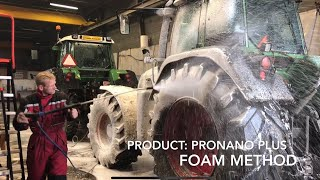 Download Fendt Tractor Cleaning 100% Non Contact 100% Scratch Free | Fendt Agri Cleaning With Nano Technology Video