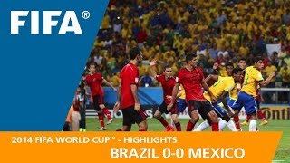 Download BRAZIL v MEXICO (0:0) - 2014 FIFA World Cup™ Video