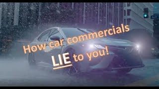 Download Do car companies think we are stupid? Toyota Camry Edition Video