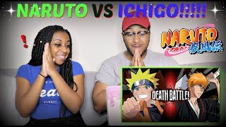 Download Naruto VS Ichigo | DEATH BATTLE By ScrewAttack! REACTION!!!! Video