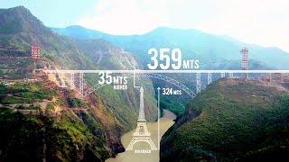 Download Construction of World's Highest Railway Bridge!! Chenab River Bridge (Kashmir)! AFCONS' Documentary! Video
