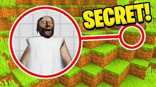 Download Minecraft : We Found GRANNYS SECRET BASE! (Ps3/Xbox360/PS4/XboxOne/PE/MCPE) Video