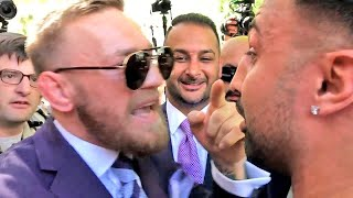 Download FULL VIDEO! PAULIE MALIGNAGGI CONFRONTS CONOR MCGREGOR! GETS INTO HEATED SCUFFLE! Video
