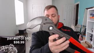 Download Knipex Haul Video