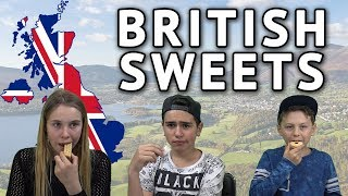 Download German Kids try British Sweets Video
