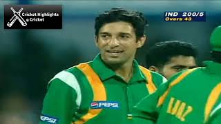 Download India vs Pakistan Classic Match at Sharjah 1997 Video