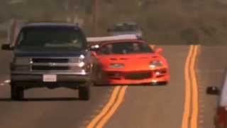 Download Highlights of the Toyota Supra in The Fast and The Furious! Video