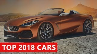 Download 10 Amazing New Cars Coming in 2018. Best Car Debuts in 2018 Video