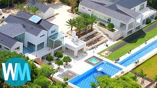 Download Top 10 Pimped Out Celebrity Mansions Video