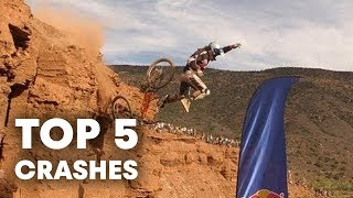 Download Red Bull Rampage 2012 Top 5 Crashes Video