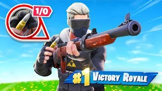 Download Fortnite But You Only Get ONE Shot! Video