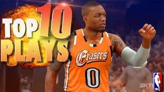 Download NBA 2K17 TOP 10 Pro-Am Ankle Breakers, Buzzer Beaters & Putbacks Video
